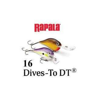 Rapala Dives-To DT16