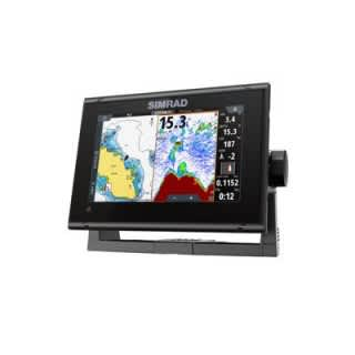 Эхолот SIMRAD GO7 ROW, XSE Totalscan